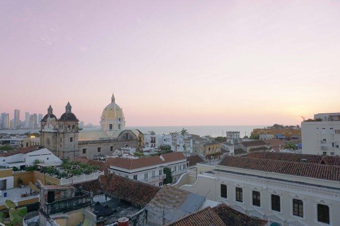 Sunset | Movich Cartagena