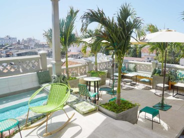Rooftop Bar | Townhouse Boutique Hotel & Rooftop