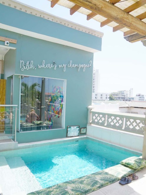 Pool | Townhouse Boutique Hotel & Rooftop
