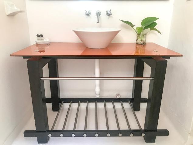 Bathroom | Estancia de La Mantilla