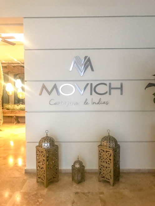 Entrance | Movich Cartagena