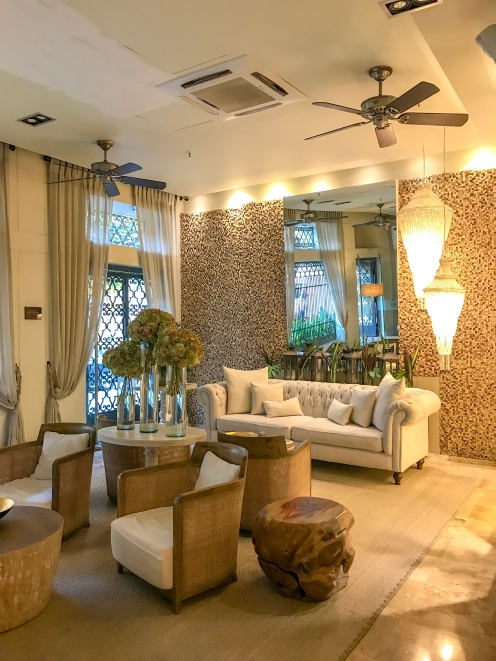 Lobby | Movich Cartagena