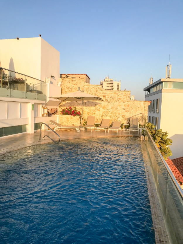 Pool | Movich Cartagena