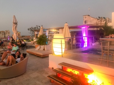 Rooftop Bar | Movich Cartagena