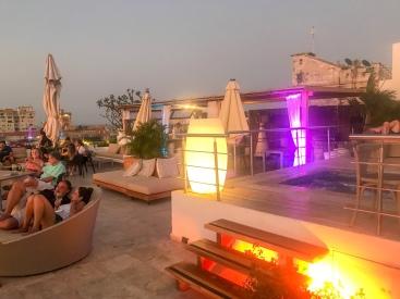 Rooftop Bar | Movich Cartagena