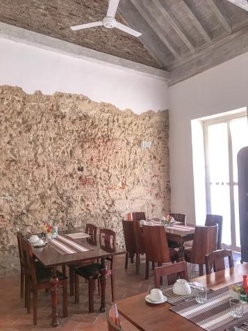 Restaurant | Estancia de La Mantilla