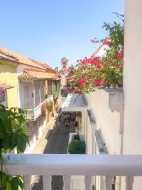 Balcony | Estancia de La Mantilla