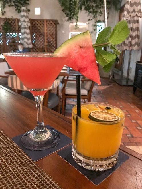 Cocktails | Alma Cartagena