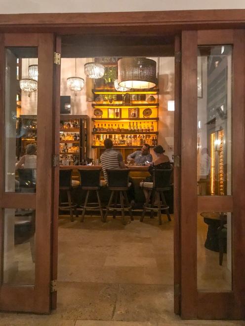 Bar | Alma Cartagena